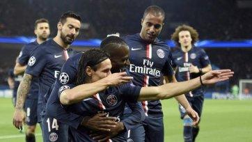 Минимальная победа выводит ПСЖ в плей-офф