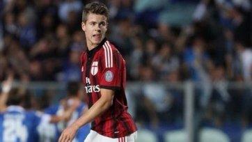 Ван Гинкел хочет разорвать контракт с «Миланом»
