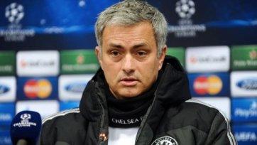 Моуринью: «Недоволен игрой своей команды и результатом матча»