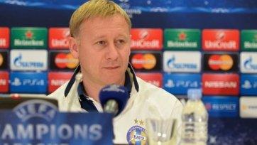 Ермакович: «БАТЭ не может на равных играть с такой мощной командой»