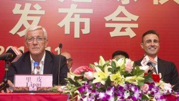 Каннаваро был назначен главным тренером «Гуанчжоу»