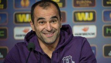 Мартинес: «Я всегда с нетерпением жду домашние матчи «Эвертона»
