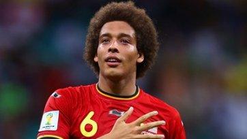 Аксель Витсель вызван в сборную Бельгии