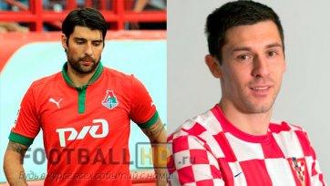 Чорлука и Милич вызваны в сборную Хорватии