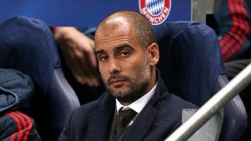 Руководство «Манчестер Сити» может пригласить Хосепа Гвардиолу