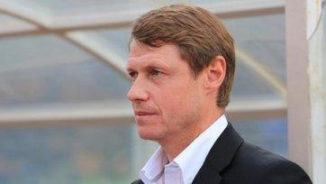 Олег Кононов: «Первый тайм был равным, во втором плохо сыграли в обороне»