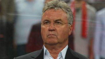 Хиддинк: «Если проиграем Латвии – я уйду»