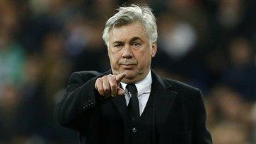 Анчелотти: «Золотой Мяч» вручат или Роналду, или кому-то из немцев»