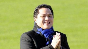 Тохир: «Через несколько лет «Интер» будет входить в десятку самых доходных клубов Европы»