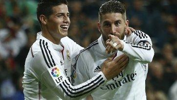 Дежурный разгром от «Реала»