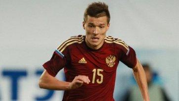 Полоз заменил Денисова в стане национальной команды