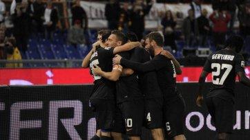 «Рома» на классе обыграла «Торино»