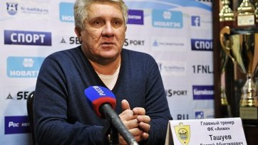 Ташуев: «Ребята играют за «Анжи», а не за премиальные»