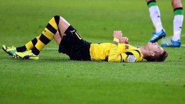 Ройс не поможет сборной Германии в ближайших матчах