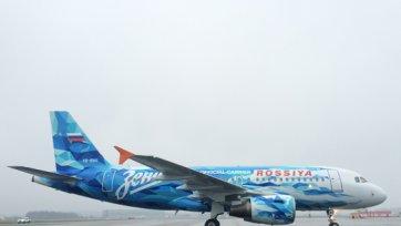 Впервые в истории у «Зенита» появился собственный брендовый самолет