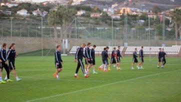 Молодежная сборная России отправилась на сборы в Испанию