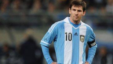 Аргентина одержала волевую победу над Хорватией