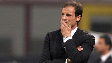 Аллегри считает, что «Наполи» также имеет шанс стать чемпионом Италии