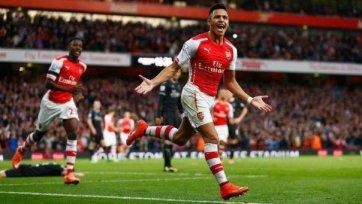 Санчес: «Этот состав «Арсенала» способен выиграть много трофеев»