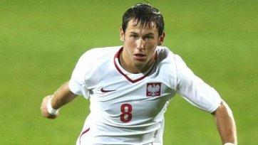 «Боруссия» интересуется полузащитником сборной Польши