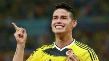 Хамес: «В «Реале» я не беру на себя так много, как в сборной Колумбии»