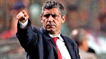 Фернанду Сантуш: «Соперник будет играть в пять защитников, придется побегать»