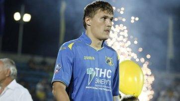 Александр Бухаров вновь хочет играть за «Рубин»