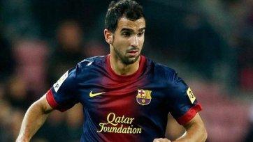 Мартин Монтойя готов уйти из «Барселоны»
