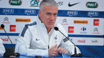 Дидье Дешам: «Уровень албанской сборной заметно вырос»