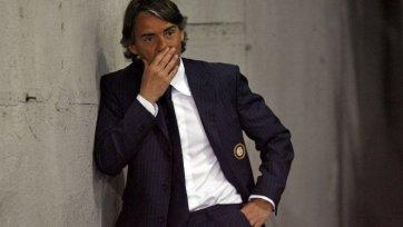 В конце следующей недели Роберто Манчини может возглавить «Интер»