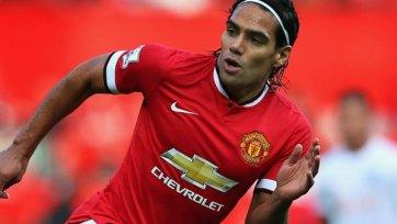 «Манчестер Юнайтед» не спешит выкупать Фалькао