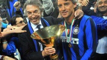 Моратти: «Манчини именно тот, кто сейчас нужен «Интеру»