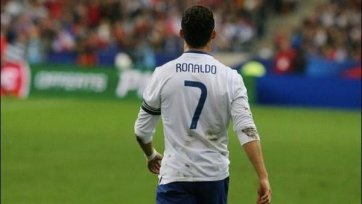 Роналду: «Главное, что набрали три очка»