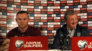 Матч против Словении станет 100-м для Руни в футболке сборной Англии