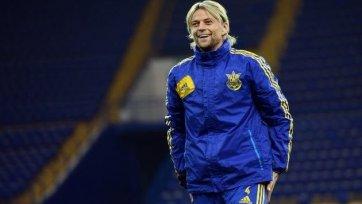 Тимощук: «К изучению игры сборной Люксембурга подошли со всей серьезностью»
