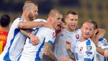 Словакия продолжает побеждать