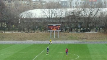 ЦСКА в контрольном матче уступил «Мордовии»