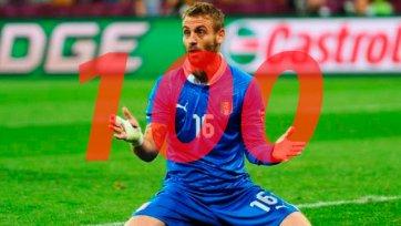Даниэле де Росси провел 100-й матч за сборную Италии