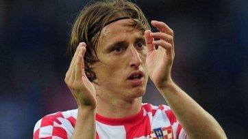 Лука Модрич выбыл из строя приблизительно на месяц