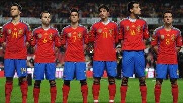 Бускетс: «Сборная Испании лишилась многих своих символов, но мы выстоим»