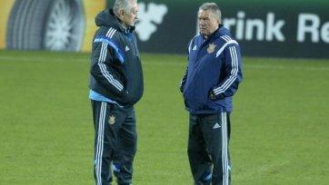 Фоменко: «В матче с Литвой дадим шанс не самым испытанным футболистам»