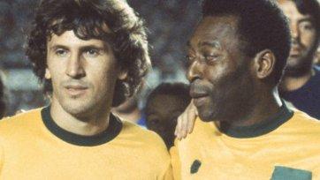 Зико: «Вы даже не представляете, что значит имя Пеле для любого бразильца»