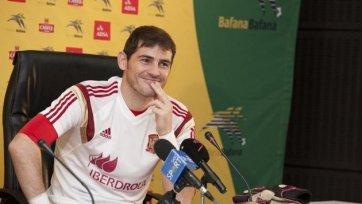 Касильяс: «Лучший игрок немецкой сборной – это Мюллер»