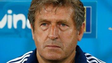 Сушич больше не является наставником боснийской сборной