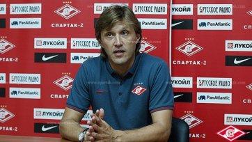 Евгений Бушманов: «В «Спартаке» есть талантливая молодежь»