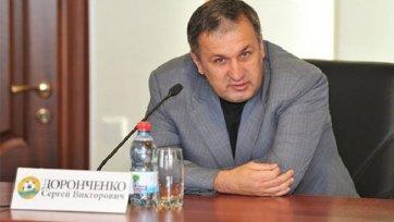 Сергей Доронченко: «Какой ультиматум? Может они состав будут ставить?»