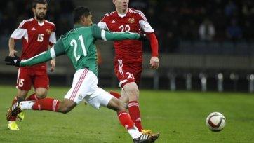 Беларусь выиграла у Мексики