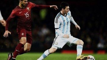 Португальцы вырвали викторию в игре с Аргентиной