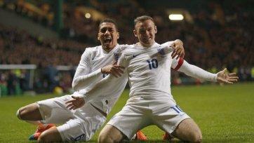 Англичане взяли верх в матче с Шотландией