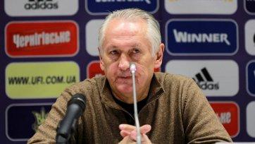 Фоменко: «Наши футболисты должны брать пример с Роналду»